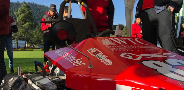 La gran final de las Panteras E-Racing