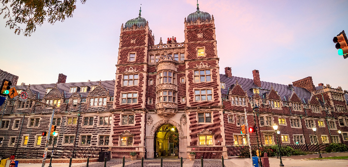 La Universidad de Pennsylvania es una de las más antiguas de Estados Unidos