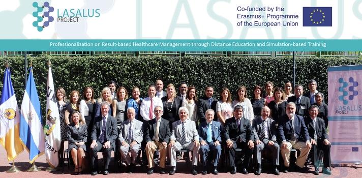 Diplomado Internacional en Gestión Sanitaria avanza de la mano de LASALUS