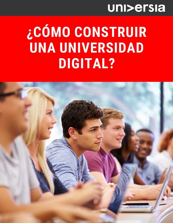 Ebook_¿Cómo construir una Universidad Digital?