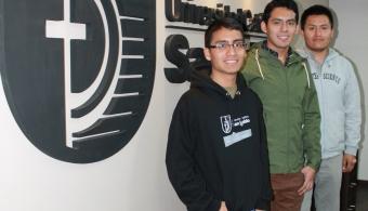 Equipo UCSP: el único de Perú en competencia internacional de programación