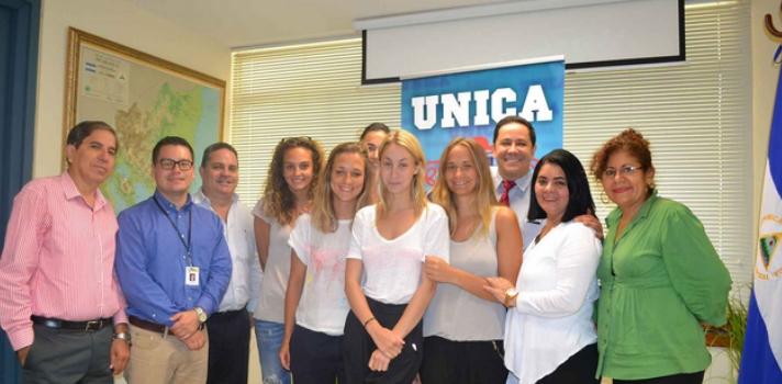 La UNICA y la Universidad de Toulouse estrechan lazos de cooperación