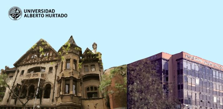 Estudia en la Universidad Alberto Hurtado