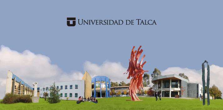 Estudia en la Universidad de Talca