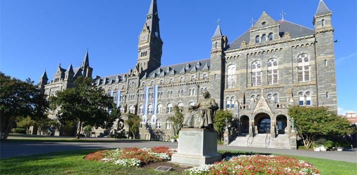 Universidad de Georgetown.