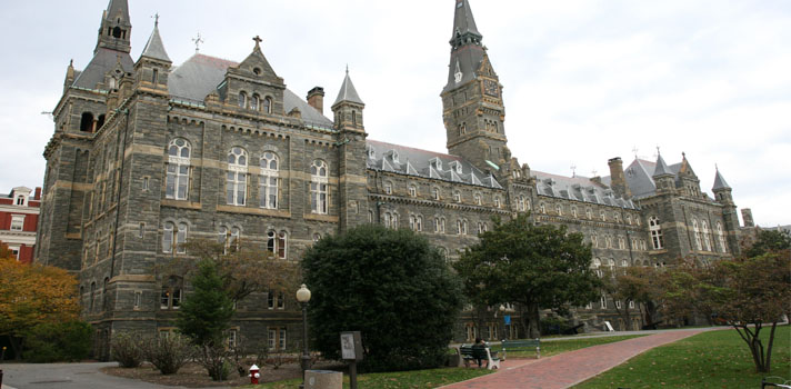 Universidad de Georgetown.