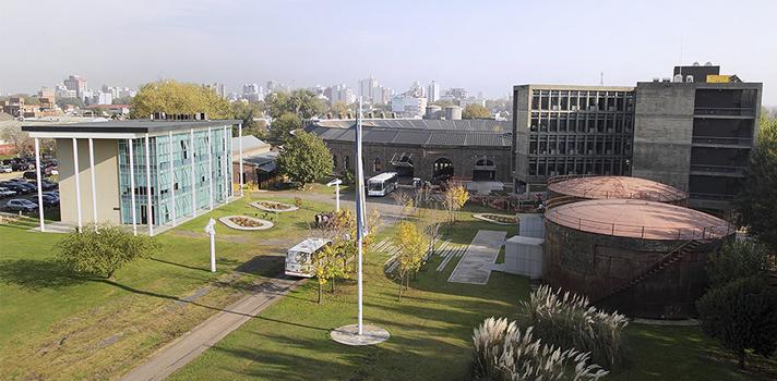 Campus de la UNSAM donde se realizará la cursada de la nueva carrera en ingeniería espacial.
