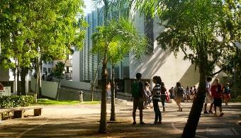 Universidad de Puerto Rico - Recinto de Rio Piedras.