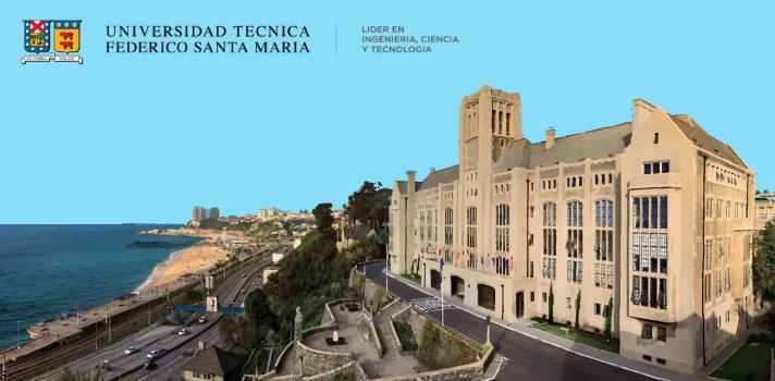 Estudia en la Universidad Técnica Federico Santa María