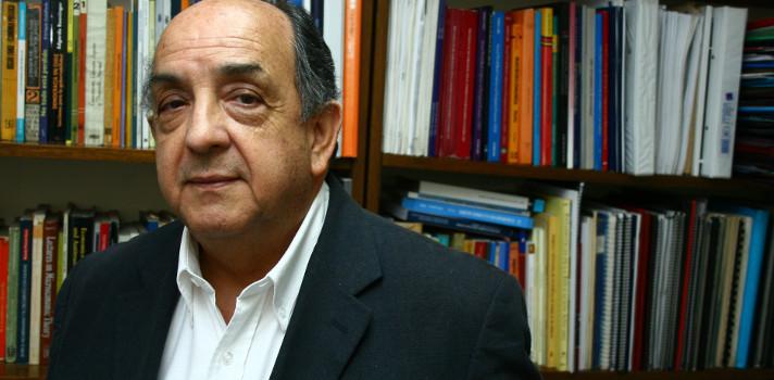 Victor Salas, economista de la USACH