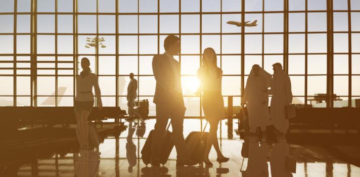 La alimentación y el sueño suelen ser los factores que más se descuidan en los viajes de negocios