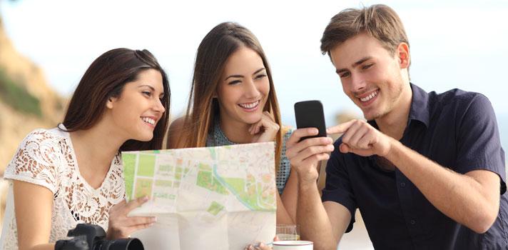 4 aplicativos de viagem para intercambistas