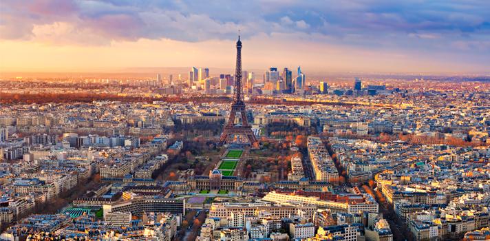 5 razones por las que Francia es el lugar perfecto para trabajar.