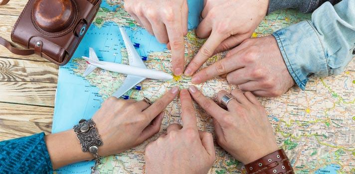 El turismo es una actividad creciente en todo el mundo