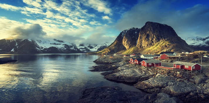 Aunque su nivel de vida es alto, Noruega ofrece estudios universitarios gratuitos para todos los estudiantes internacionales