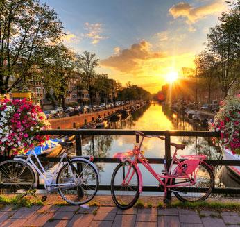 Países Bajos - Ámsterdam
