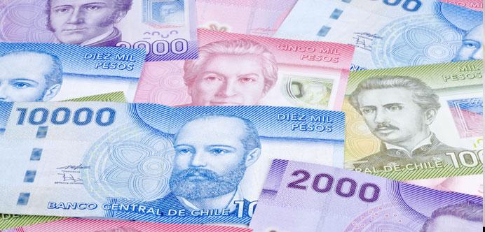 Cuanto vale el peso chileno en estados unidos