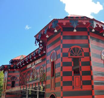 Ponce - Parque Bombas