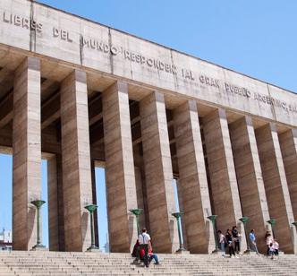 Rosario - Monumento Histórico Nacional a la Bandera