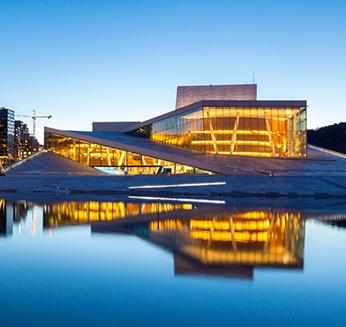 Casa de Ópera - Oslo