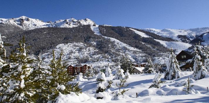 Bariloche Ski Resort, San Carlos de Bariloche, Argentina
